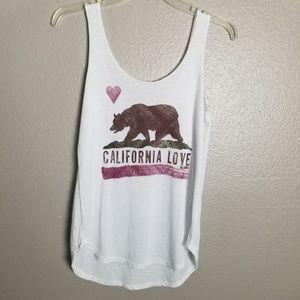 NWOT Billabong California Love Tank Size Small